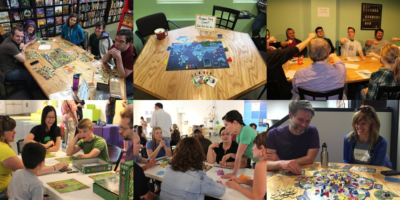 Free Game Night for the nonprofit