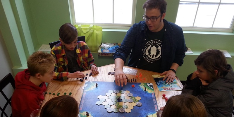 Summer Board Game Camps are coming!